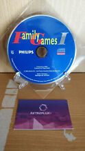 Family games i game disc philips