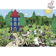 New yanoman moomin 1000 piece