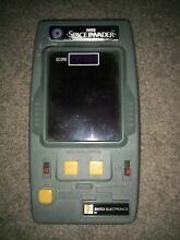 Space invader handheld electronic