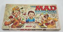 Mad magazine board game parker