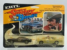 Police die cast noc 1980 smokey and