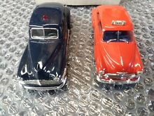 Lionel 1950 chevrolet taxi and 1946