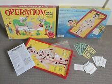 Operation board game 2004 milton