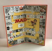 1979 mad magazine game board only