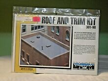 Roof and trim kit 301 90 ho scale