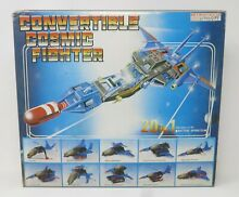 Convertible cosmic fighter 20 in 1