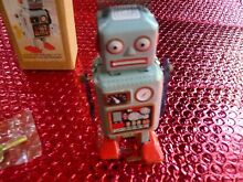 Tin robot box