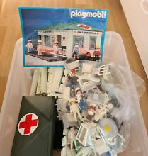 Playmobil 3432 ambulance 80 s