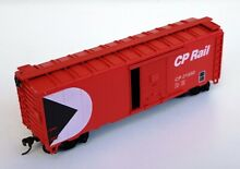 Blue box h0 scale 40 ft aar box car