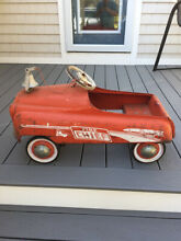 1950 s original paint fire chief