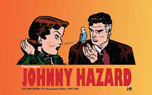 Robbins frank johnny hazard the