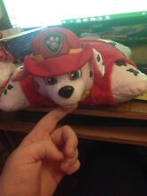 Paw patrol plush marshall new out