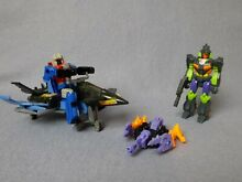 Lot 2 figurines decepticon