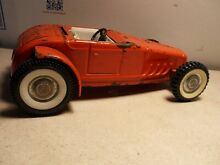 Toys metal car hot rod roadster toy