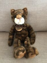 Tabatha cat plush stuffed