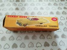 Dinky toys tourer box 131 only free