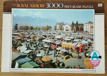3 000 piece jigsaw the market place