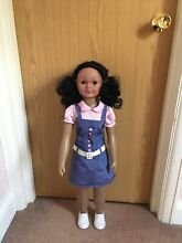 Lifesize 31 walking doll wispy