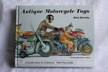 Motorcycle toys by rich bertoia