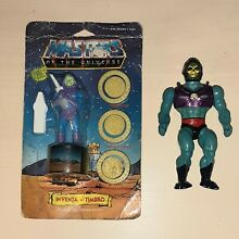 Terror claws timbro blister motu