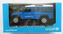Toys boxed unicef land rover