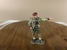 King country mg007 pointing nco