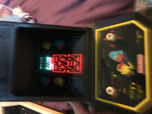 Pacman 1981 tabletop tested working