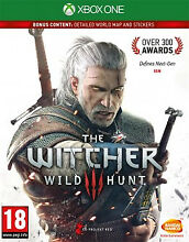 Bandai games the witcher 3 wild