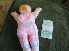 Cabbage patch kid wal lucius birth