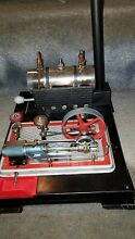 Working toy steam engine wilesco