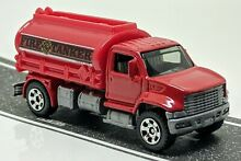 Utility truck red 2011 mint loose