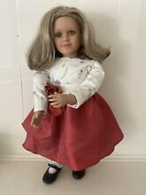 Doll posable blonde