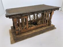 Dolls house hand made tudor indoor