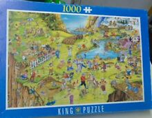 1000 pieces used made by king