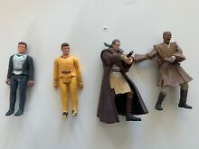Star wars and figures loose captain