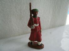 Toy soldier morocco