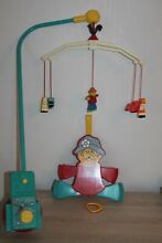 Fisher price cot mobile animaux
