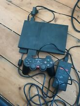 Sony playstation slim console