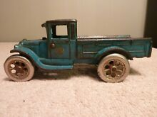 Cast iron express truck 7 1 2 1930