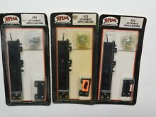 Ho scale 3 left remote switch