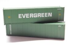 Ho scale walthers 2 evergreen 40