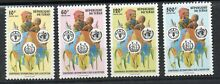 Timbres tchad chad 1992 conference