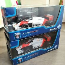 Lot 2x alain prost mclaren mp4 2b