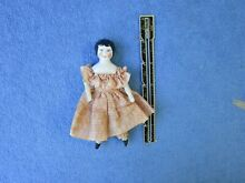 China doll miniature bisque