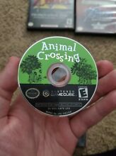 Animal crossing 2002 disc only good