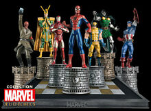 Figurine marvel dc eaglemoss