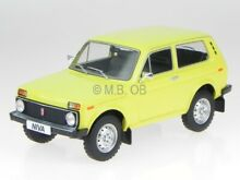 1976 dark yellow ostalgie modelcar