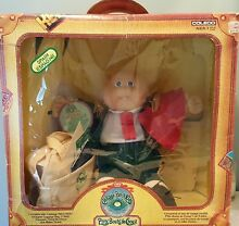 Rare cabbage patch world traveler