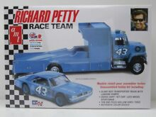 Richard petty race team dodge dart