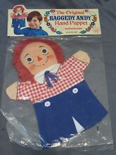 New 1973 the original raggedy andy